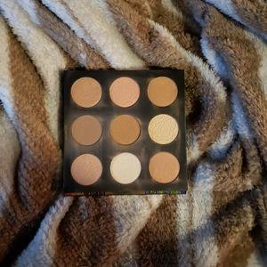 Smashbox bronzer palette